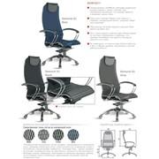 Офисное кресло Самурай С1 фото