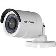 Уличная компактная аналоговая камера DS-2CE16C2T-IR