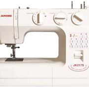 Машина швейная Janome JK 217 фото