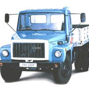 Среднетоннажный автомобиль ГАЗ 3309 фото