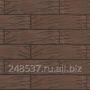 Кирпич облицовочный Premium Brown furrow одинарный гладкий М-175 Керма фото