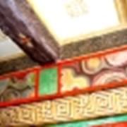 Роспись стен и потолков фотография