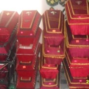 Венки.гробы.саркофаги. фото