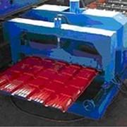 Линия для производства профлиста и металлочерепицы фото