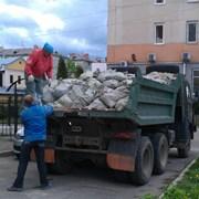 Вывоз строй мусора фото