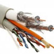 Монтаж сетей оперативной связи фото