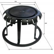 Заглушка для плит перекрытия Elematic высотой 220мм фото