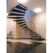 Лестницы на больцах фото