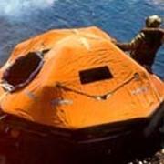 Плот спасательный морской ПСН-12МК фото