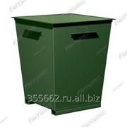 Контейнер для мусора 09.001 фото