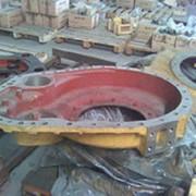 Кожух бортового редуктора для бульдозера Shantui SD16 фото
