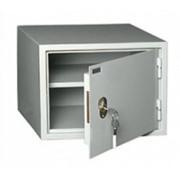 Шкаф металлический бухгалтерский КБС-02 фото