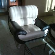 Кресла, диваны кожаные. Изготовление кожаной мебели. Ремонт, перетяжка, изменение дизайна кожаной мебели. фото