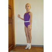 Купальники для гимнастики-маечкой фото