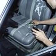 Химчистка салонов автомобилей фото