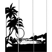 Услуга пескоструйной обработки на 3 стекла артикул 202-9 фото