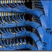 Монтаж телекоммуникационных систем фото