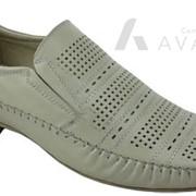 Туфли летние мужские Avarus 1101-106 фото