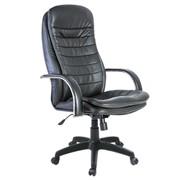Офисное кресло руководителя №1 LK-3 Pl в экокоже фото