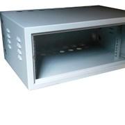 Шкаф телекоммуникационный антивандальный 4U фото
