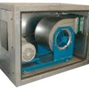 Вентиляторные блоки каркасно-панельные ВБКП фото