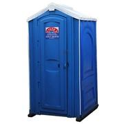 """Мобильная туалетная кабина """"Евростандарт"""" фото"""