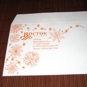 Фирменные конверты фото