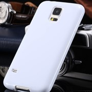 Чехол силиконовый HQ для Samsung Galaxy S5 G900 белый фото