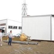 Строительство павильона ВЗУ фото