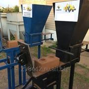 Механический станок СМ-кирпич фото