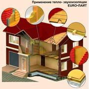 Строительная изоляция EURO - ЛАЙТ фото