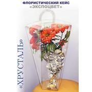 Упаковка для цветов фото
