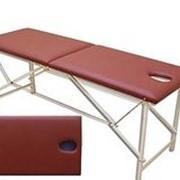 Массажный стол складной А-300 фото