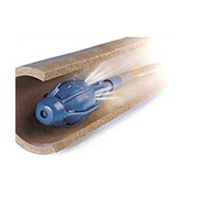 Гидродинамическая прочистка труб канализации фото