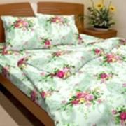 Ткань постельная Бязь 100 гр/м2 150 см Набивная Французские букетики 3080-3/S532 TDT фото