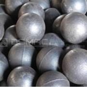Шары стальные мелющие,помольные фото