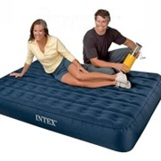 Двуспальный надувной матрас Super-Tough bed INTEX 66984 фото