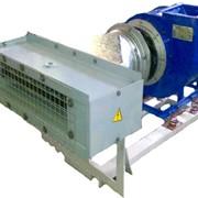 Электрокалориферные установки СФОЦ фото