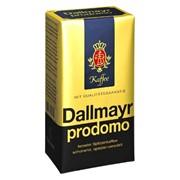 Кофе Dallmayr Prodomo 100% Арабика 500 г молотый (вакуум) фото
