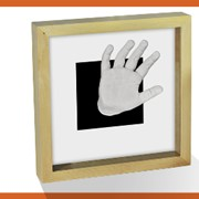 Рамочка 3D Эксклюзив (липа) 250x250x45 фото