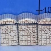 Набор для специй из керамики, № 0150 фото