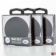 Светофильтр NiSi DUS Ultra Slim PRO MC C-PL 58mm 981 фото