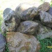 Камни для украшения ланшафта фото