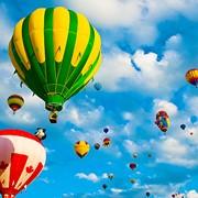 Полет на воздушном шаре для двоих фото
