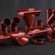 Водосточные системы из пластика (PVC) ROOFART фото