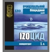 Препарат очищающий биоцидный IZOЦИД IZO® (концентрат) фото