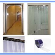 Двери из ПВХ гибкие фото