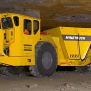 Автосамосвалы для подземных работ Minetruck фото