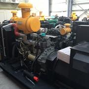Генераторы дизельные UND 150 кВА (120 кВт), открытого исполнения фото
