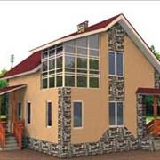 Панельно каркасные дома фото